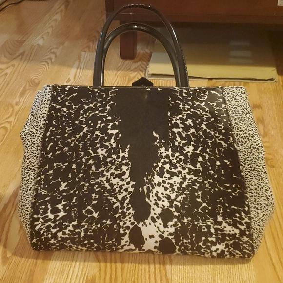 Fendi purse excellent condition calf skin